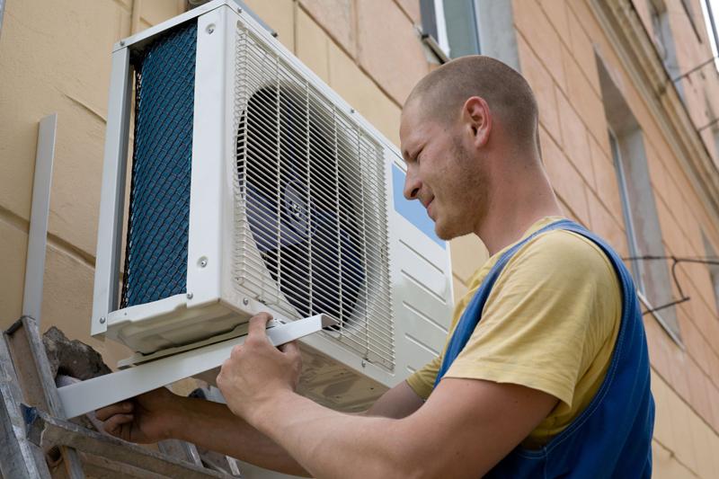 split system air conditioning repair