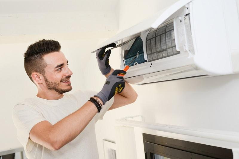 ducted air conditioner repair