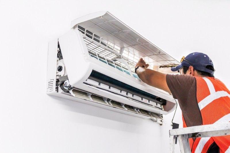 split system air conditioner repair